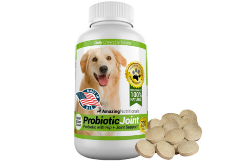 Amazing Nutritionals Probiotic Joint