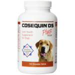 Cosequin DS plus MSM bottle