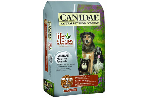 Canidae Life Stages for seniors