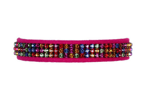 Gemstone collar