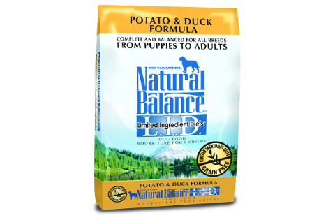 Natural Balance L.I.D. Potato & Duck