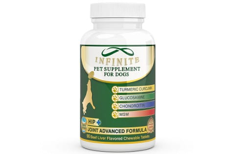 Infinite Pet Supplies Hip & Joint Supplement