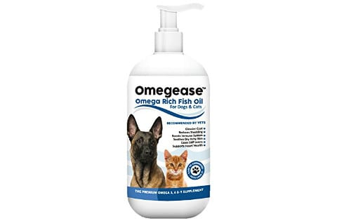 Omegease Fish Oil for Dogs