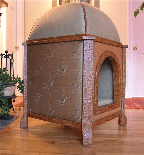 Couture Domed Pavilion Dog Bed