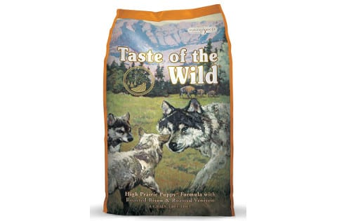 Taste of the Wild Dry Puppy Food