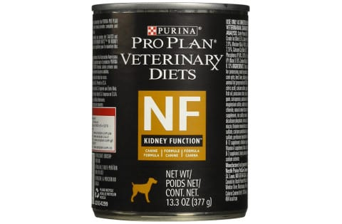 Purina Veterinary Diets NF Kidney Function Canned Dog Food