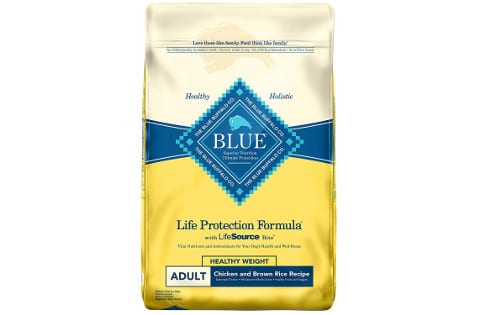 Blue Buffalo Life Protection Healthy Weight Formula