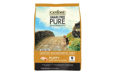 Canidae Limited Ingredient Puppy Food