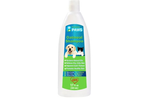 Particular Paws Oatmeal Shampoo