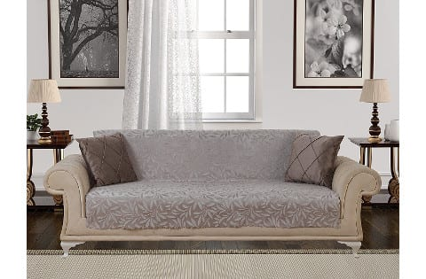 Chiara Rose Anti-Slip Armless Slipcover