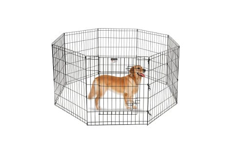 Pet Trex Dog Playpen 8 Panels