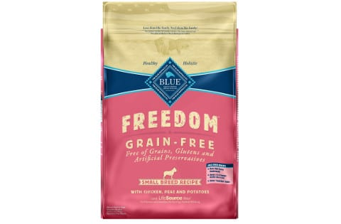 Blue Buffalo Freedom Grain Free Small Breed