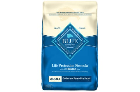 Blue Buffalo Life Protection Chicken Rice Formula