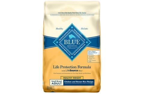Blue Buffalo Life Protection Healthy Weight for Small Breeds