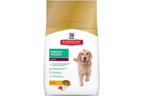 Hill's Science Diet Perfect Weight Dog Food