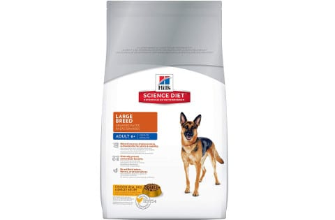 Hill's Science Diet Senior Large Breed Dog Food