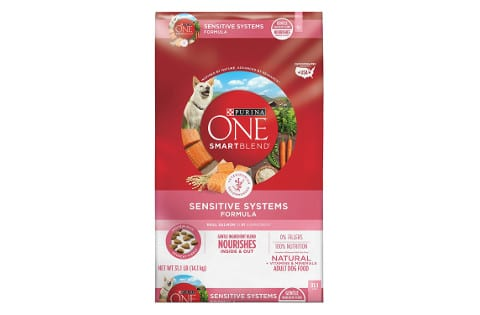 Purina ONE SmartBlend for Sensitive Systems