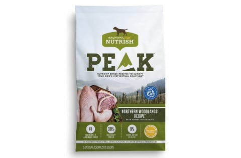 Rachael Ray Nutrish PEAK Natural Grain Free Dog Food