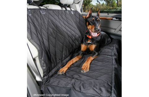 4Knines Dog Car Seat Cover with Hammock