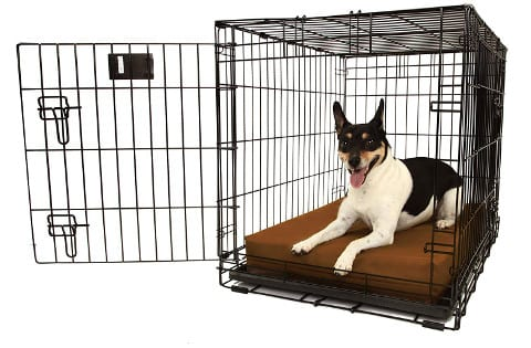 Big Barker Orthopedic Dog Crate Pad
