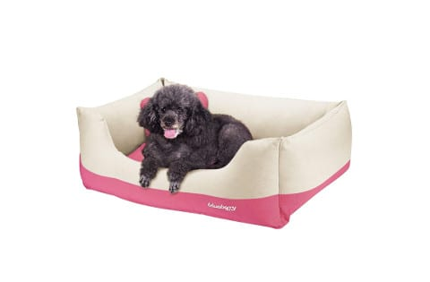 Blueberry Heavy Duty Dog Bed