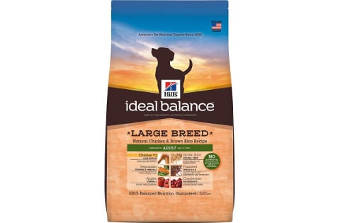 Hill's Ideal Balance Large Breed Dog Food