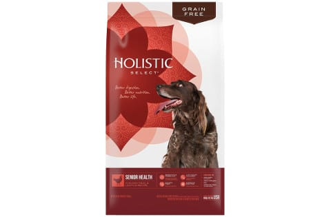 Holistic Select Senior Health Dog Food