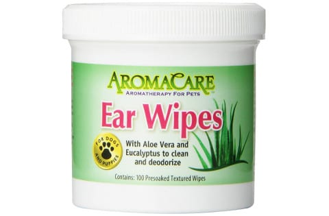 Pet AromaCare Ear Wipes