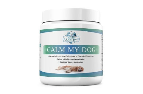 Healthy Shelby All Natural Calm My Dog Treats