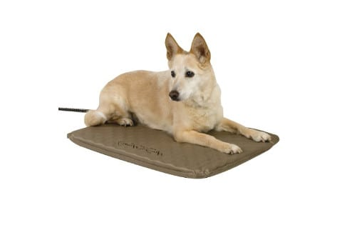 K&H Pet Products Lectro-Soft Outdoor Heated Dog Bed