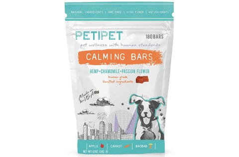 Petipet Calming Bars