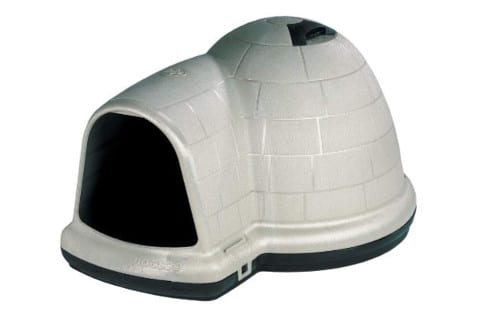 Petmate Igloo Indigo Dog House