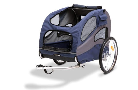 Solvit HoundAbout II Pet Bike Trailer