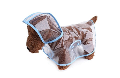 Topsung Waterproof Puppy Raincoat