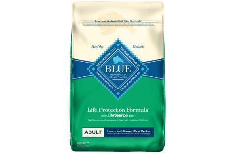 Blue Buffalo Life Protection Formula Lamb and Brown Rice