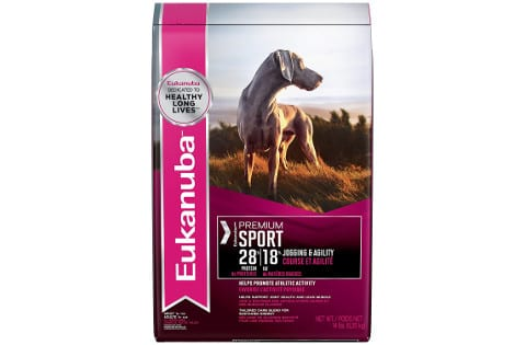 Eukanuba Premium Sport for Athletic Dogs