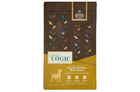 Nature's Logic Canine Meal Feast with Chicken