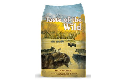 Taste of the Wild High Protein Dog Food