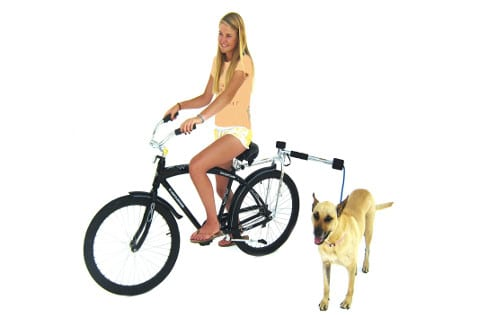 Bike Balance Dog Jogger Kit