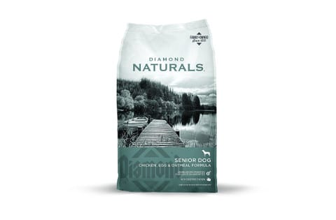 Diamond Naturals Senior Dog Food
