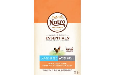 NUTRO Wholesome Essentials Large Breed Senior Dry Dog Food