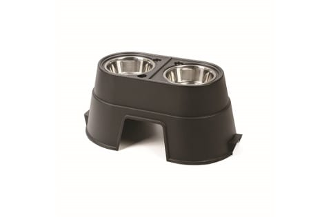 OurPets Comfort Feeder Raised Dog Bowl