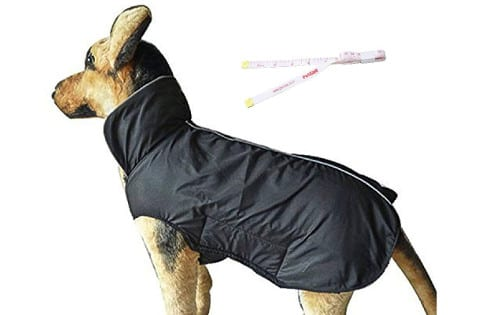 PETCEE Winter Dog Jacket