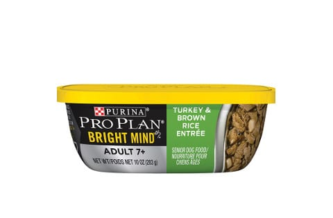 Purina Pro Plan Bright Mind Senior Wet Dog Food