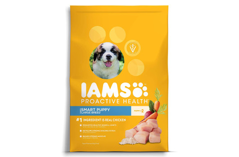 Iams Proactive Health Smart Puppy for Large Breeds