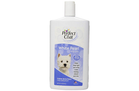 Perfect Coat White Pearl Shampoo