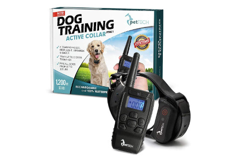 PetTech PT0Z1 Premium Training Collar