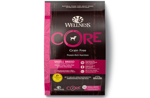 Wellness CORE Grain Free for Small Breeds