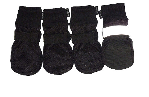 Lonsuneer Paw Protection Dog Boots