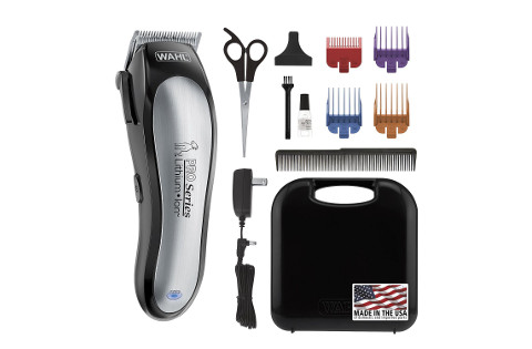 WAHL Lithium Ion Pro Series Dog Clippers